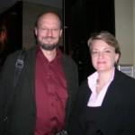 Michael Bolton and Georgia Motoc